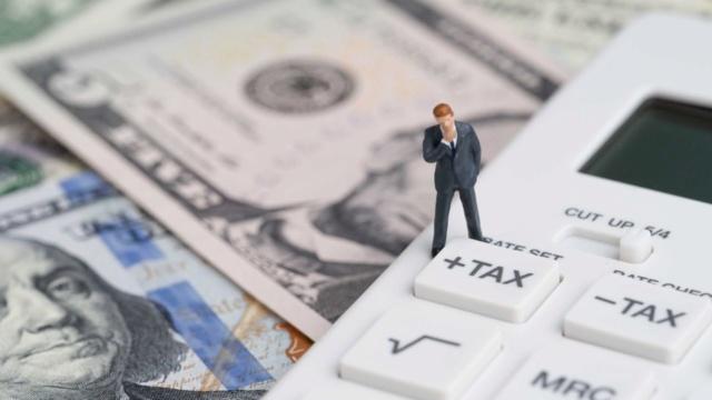 Le #gouvernement songe à mettre les #banques à contribution pour collecter la #TVA 06013610