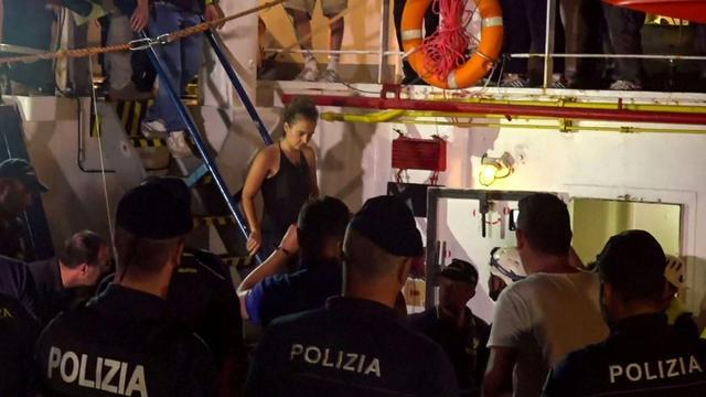 Affaire du #SeaWatch : le ton monte entre #Italie, #France et #Allemagne 96b62a10