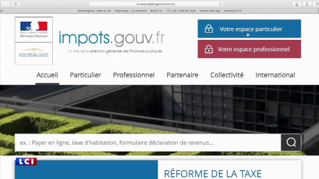Droit, Finances Impot-10