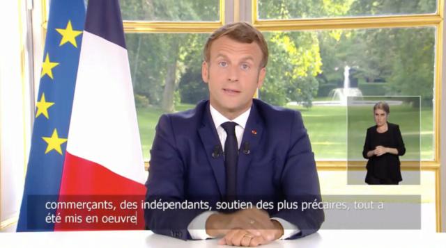 #Blog #Actualité #France #TMCweb3 @MasterBusiness3.0 Macron12