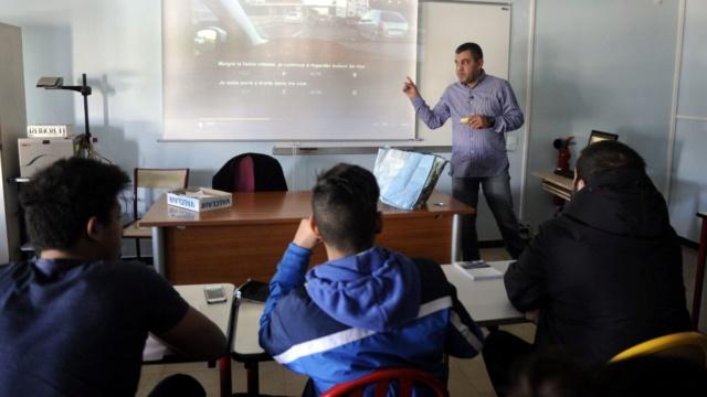 #TMCweb3 : Le #CodeDeLaRoute bientôt enseigné dans les #lycées #picards ? Maxnew10
