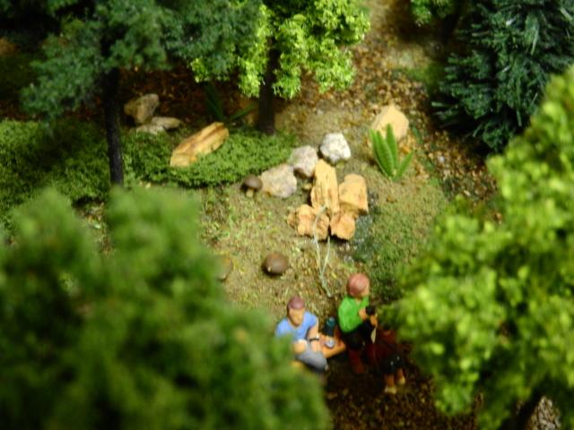 "Diorama ""Bambis Rettung"" Dscn9622"