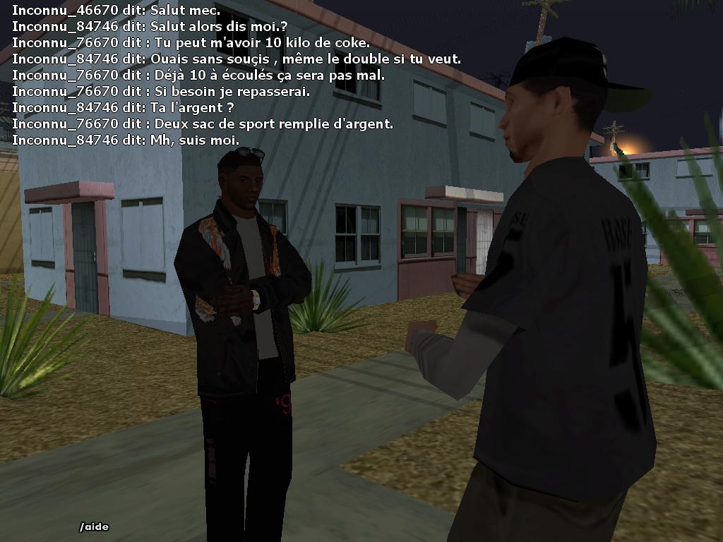 Présentation du Gang [Black Nigerian] 111