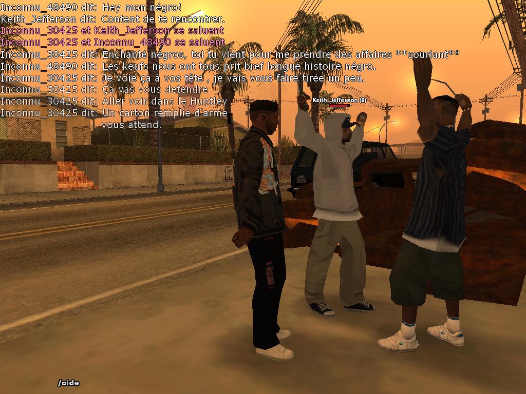 Présentation du Gang [Black Nigerian] 210