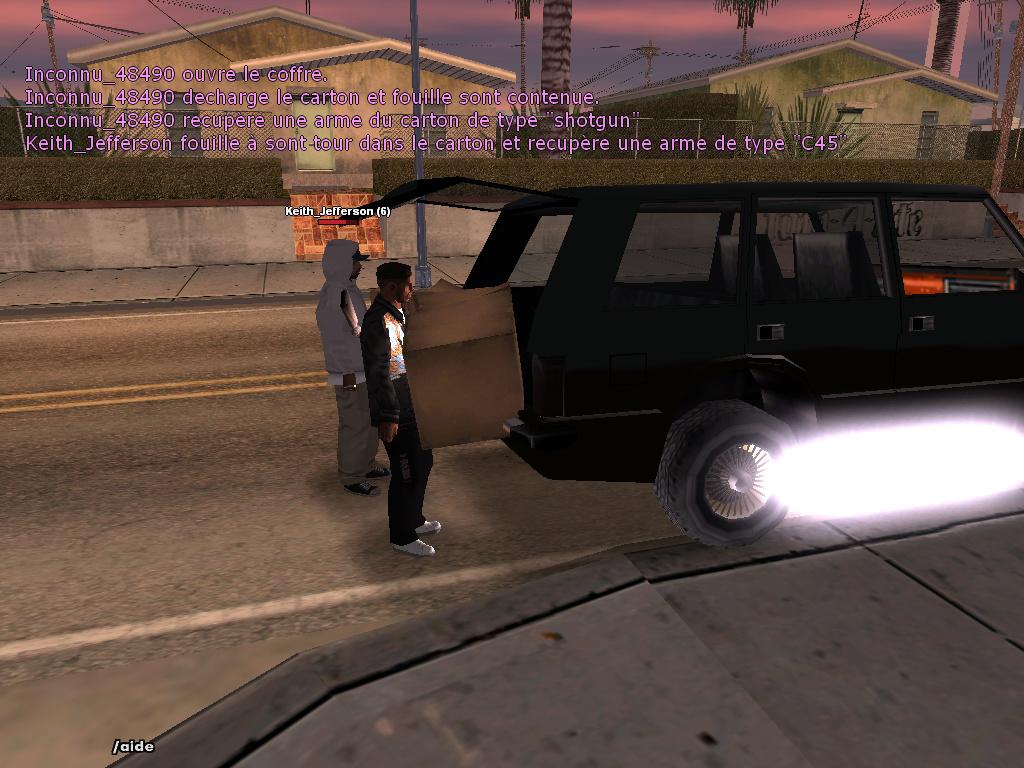 Présentation du Gang [Black Nigerian] 310