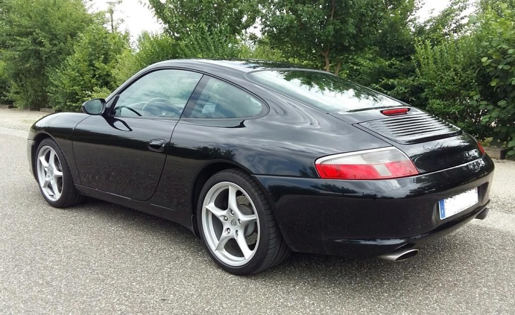 Vente Porsche 996 C2 - 2002 - 112000 kms 20180724