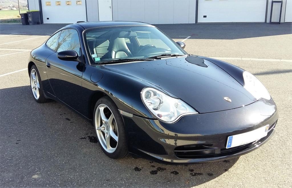Vente Porsche 996 C2 - 2002 - 112000 kms 20190311