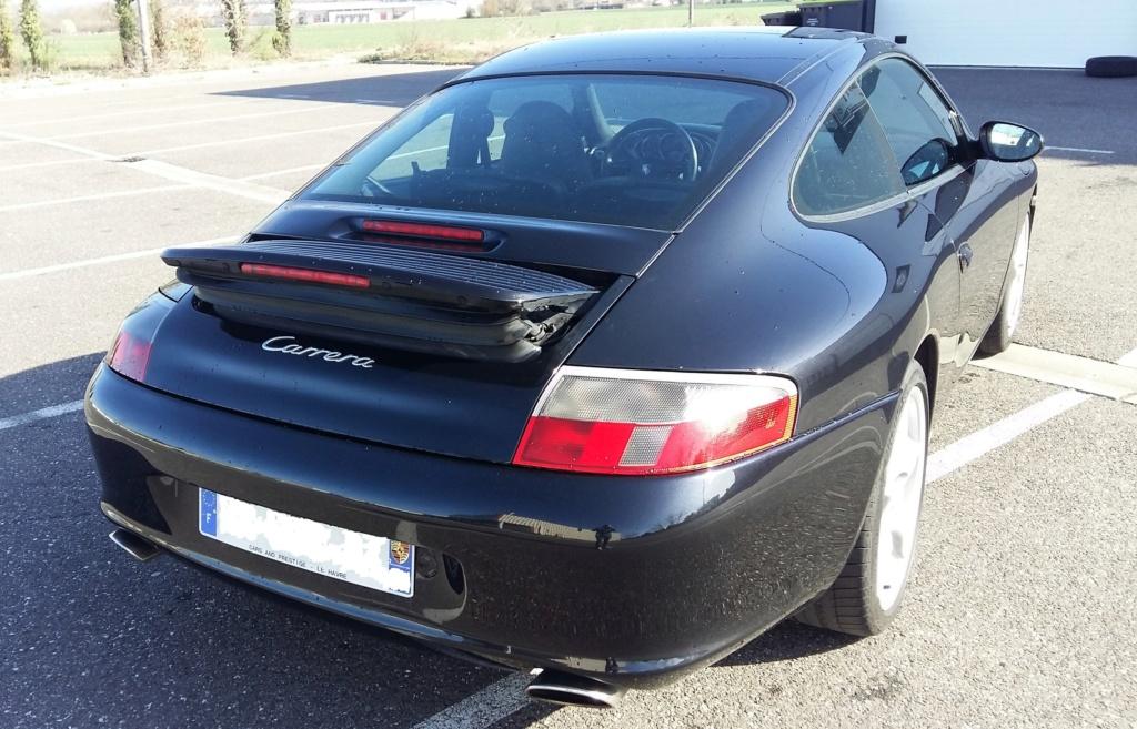 Vente Porsche 996 C2 - 2002 - 112000 kms 20190313