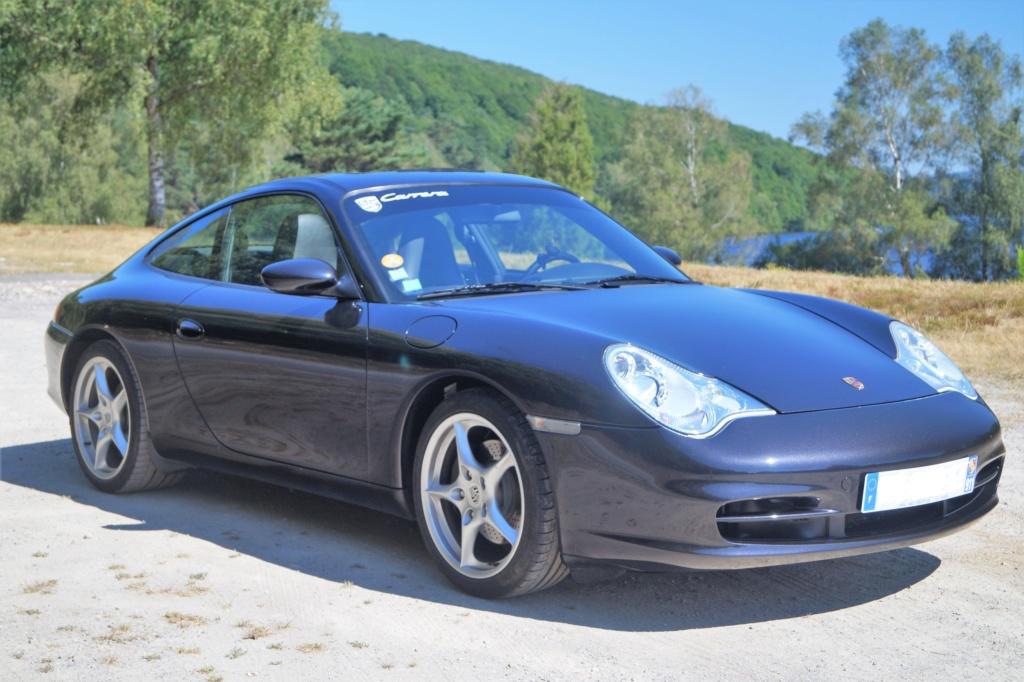 Vente Porsche 996 C2 - 2002 - 112000 kms Dsc03020
