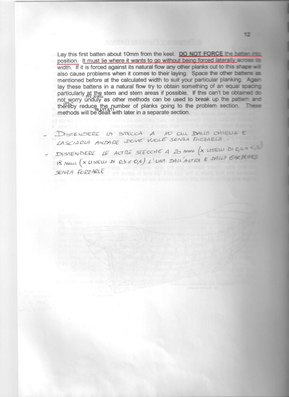 BOUNTY 1:46 - NUOVO CANTIERE CON VASCELLO DA  CONTINUARE/MIGLIORARE Bounty22