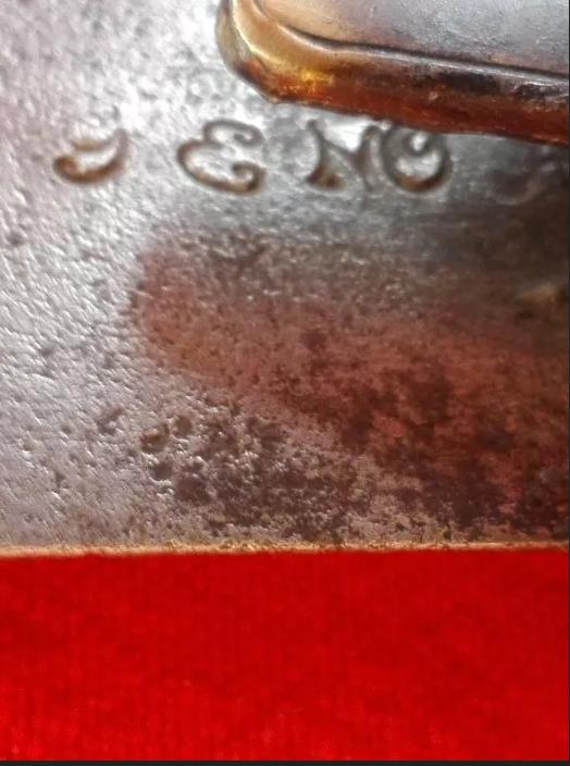 Vieille sabre 610