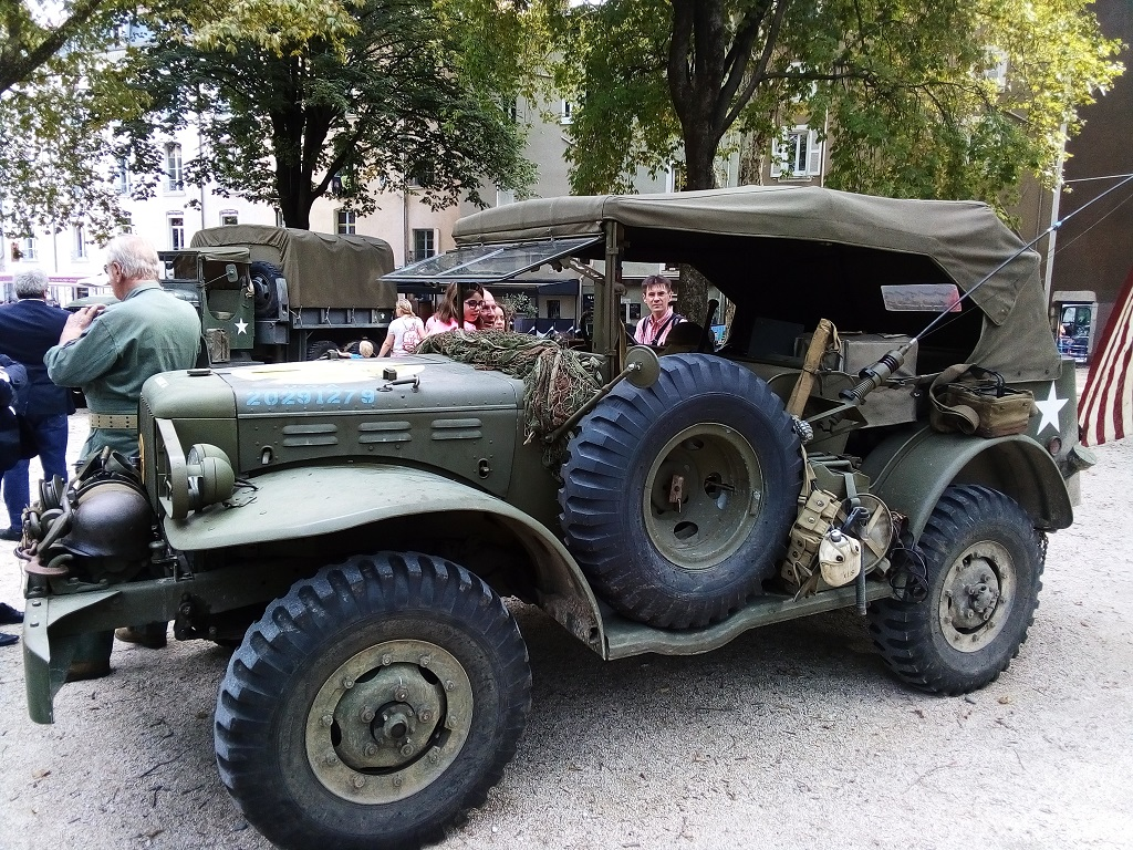 [ Histoire et histoires ] Commémoration : Il y a 75 ans la libération de Grenoble 22_08g10