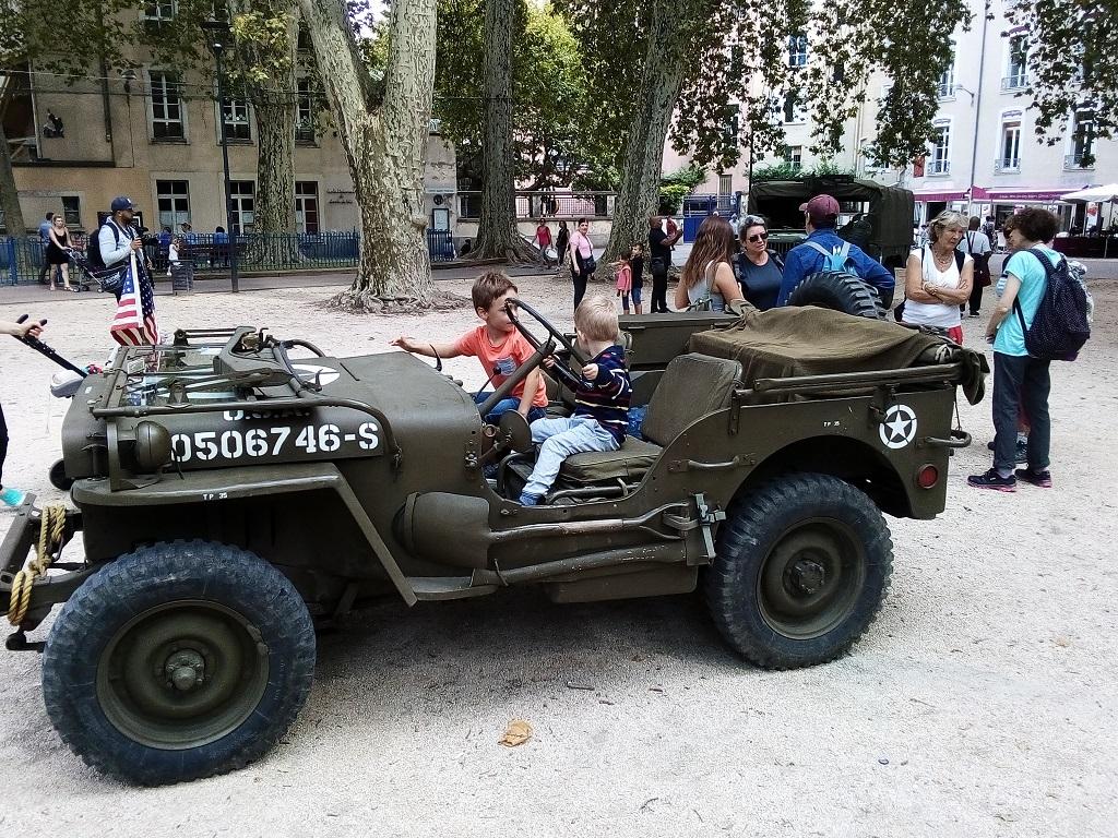 [ Histoire et histoires ] Commémoration : Il y a 75 ans la libération de Grenoble 22_08g12
