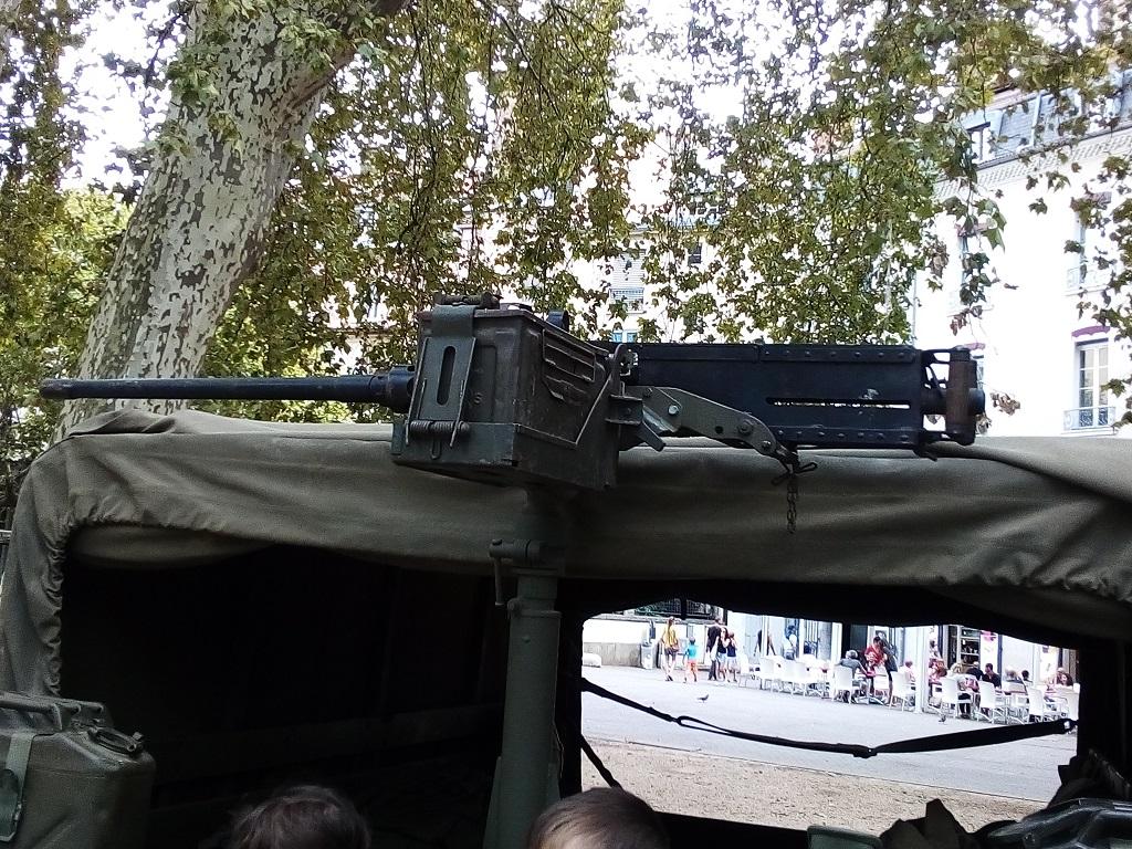 [ Histoire et histoires ] Commémoration : Il y a 75 ans la libération de Grenoble 22_08g15