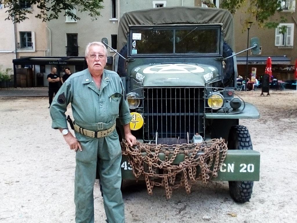 [ Histoire et histoires ] Commémoration : Il y a 75 ans la libération de Grenoble 22_08g16