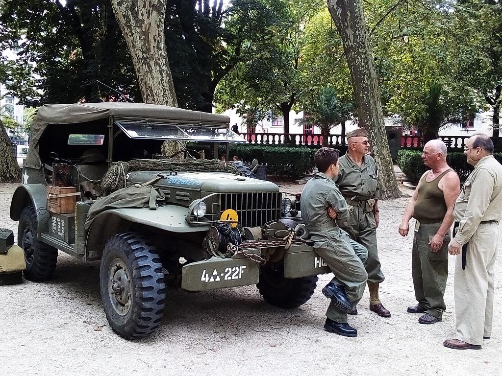 [ Histoire et histoires ] Commémoration : Il y a 75 ans la libération de Grenoble 22_08g18