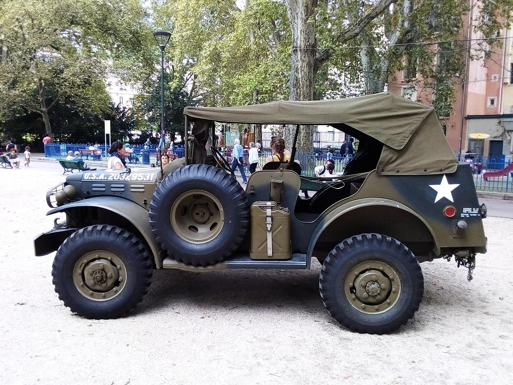 [ Histoire et histoires ] Commémoration : Il y a 75 ans la libération de Grenoble 22_08g19