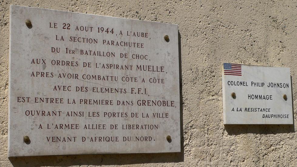 [ Histoire et histoires ] Commémoration : Il y a 75 ans la libération de Grenoble Col_jo10