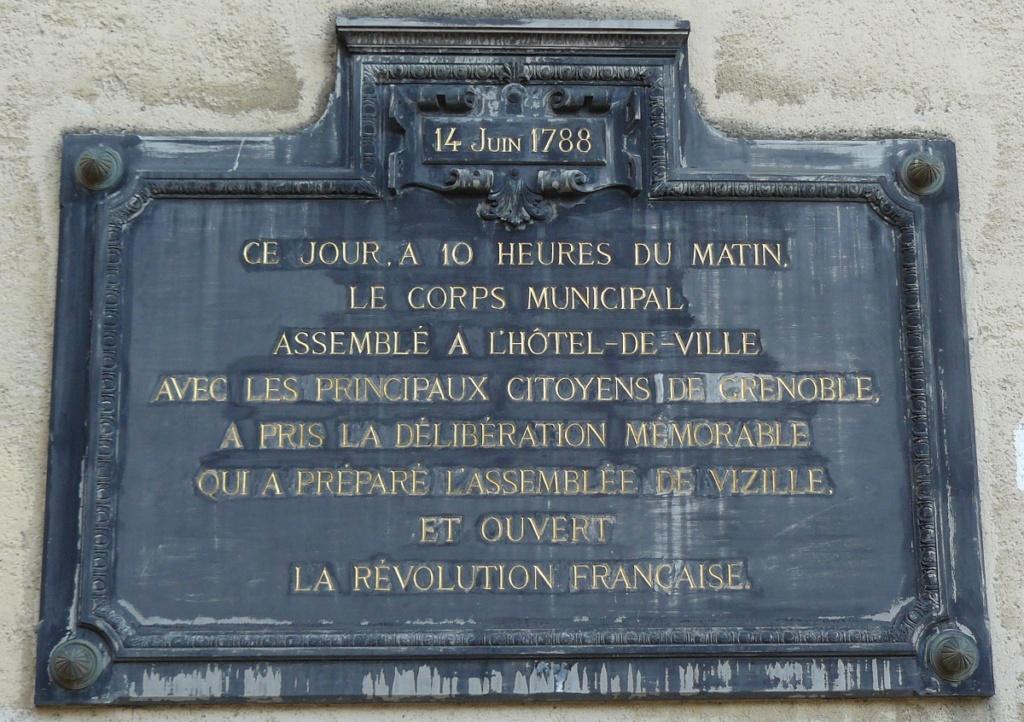 [ Histoire et histoires ] Commémoration : Il y a 75 ans la libération de Grenoble Revol_10