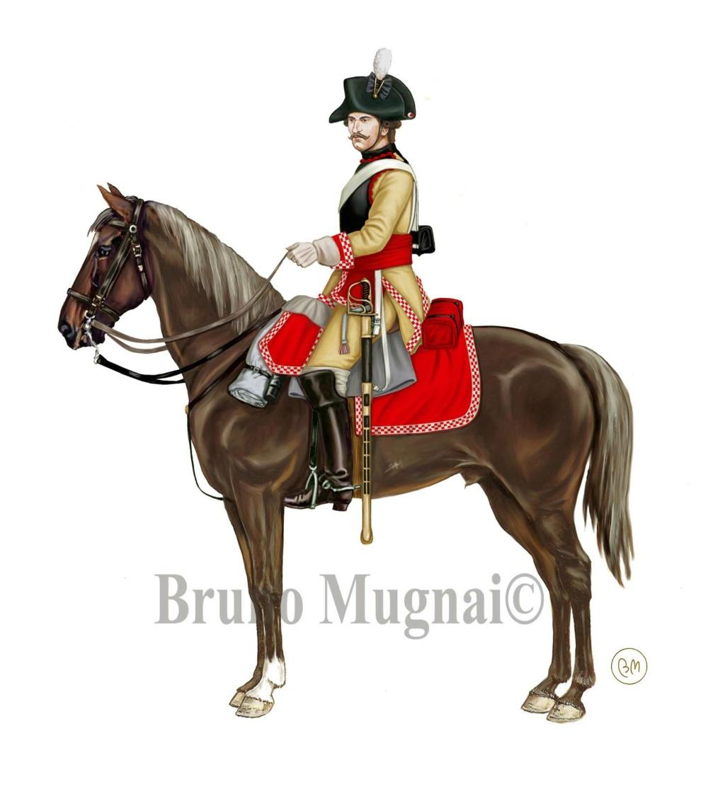 Austrian Cavalry of the Revolutionary and Napoleonic Wars 1792-1815 Austri12