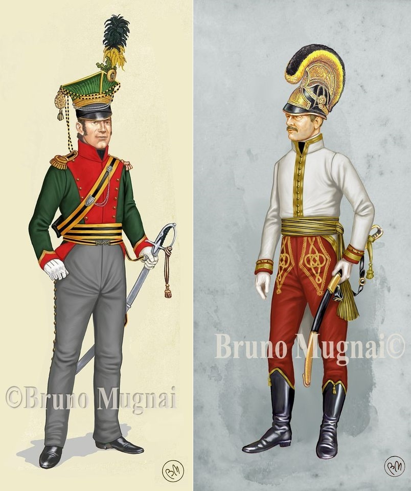 Armée autrichienne en 1792 Bruno510