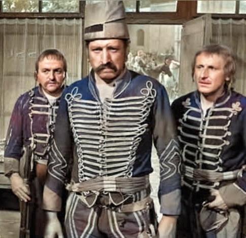 [CINÉMA] Les hussards Colori11