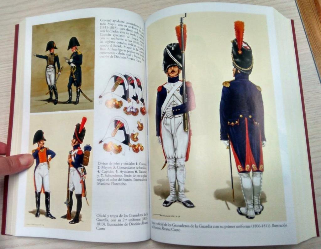 El Ejército Español de José Napoléon 1808-1813 Muzas110