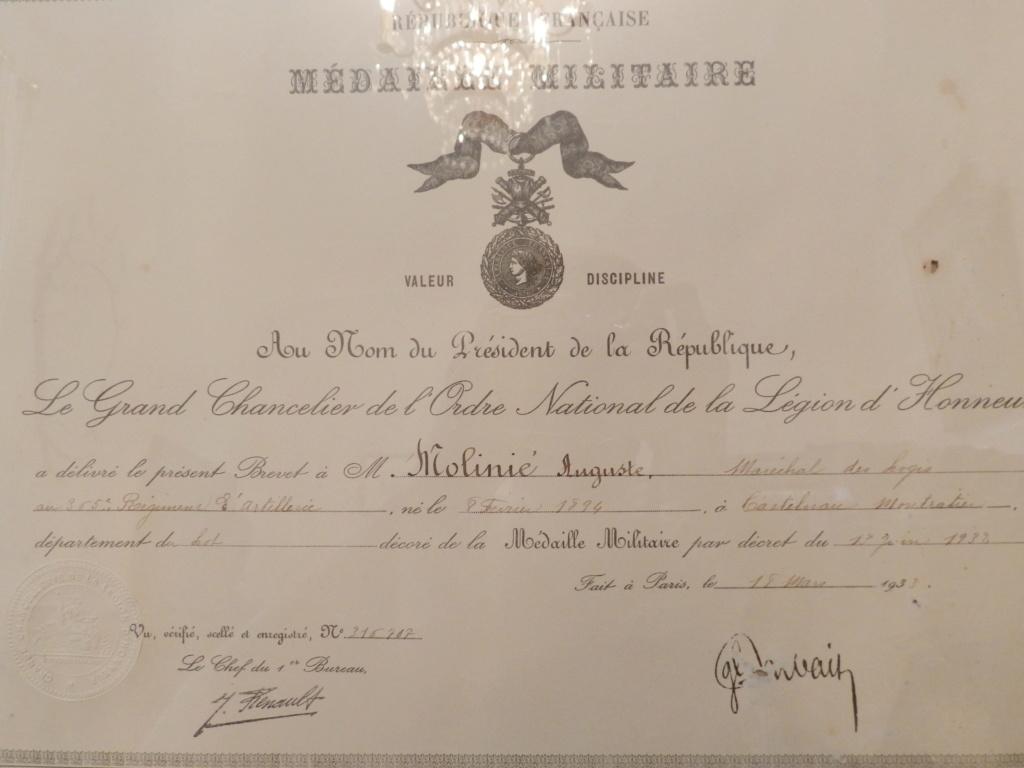 Lot médailles et documents même homme Dscn9710