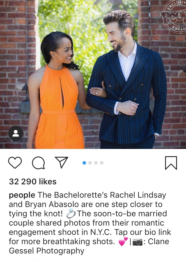 Rachel Lindsay & Bryan Abasolo - FAN Forum - Discussion #7  - Page 28 2f467010