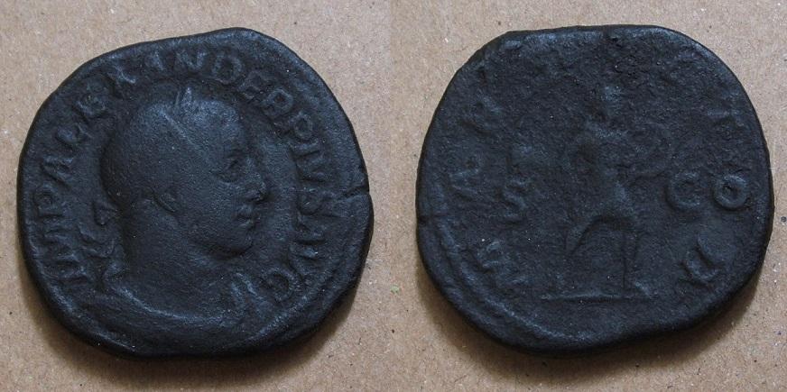 Mes bronzes du 3ème siècle - Page 13 Sev_al10