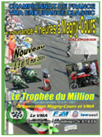 Calendrier Magny Cours 2020.Endurance Classic Magny Cours 2020 Tres Bonne Nouvelle