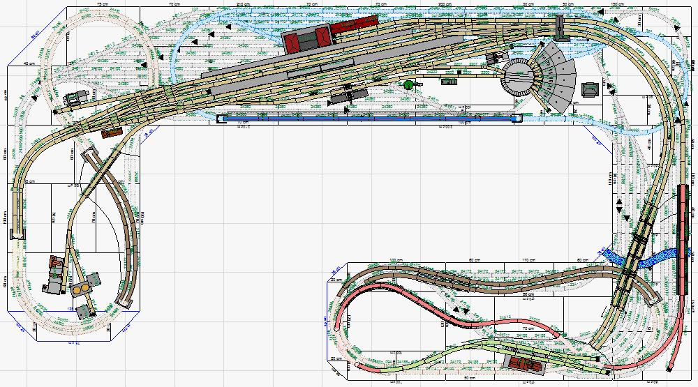 wilbourg, le réseau de 3rails - Page 2 Niveau10