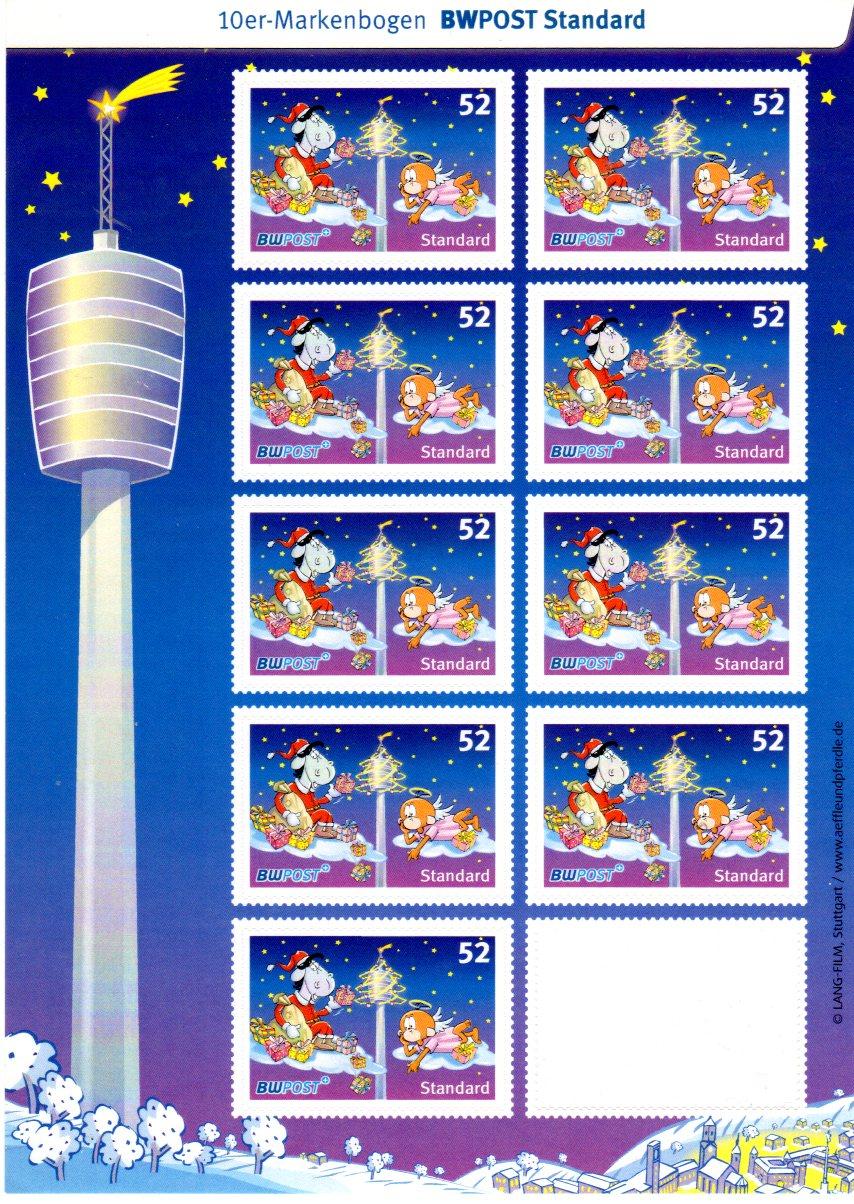 BWPost - Briefmarken Bw_20110