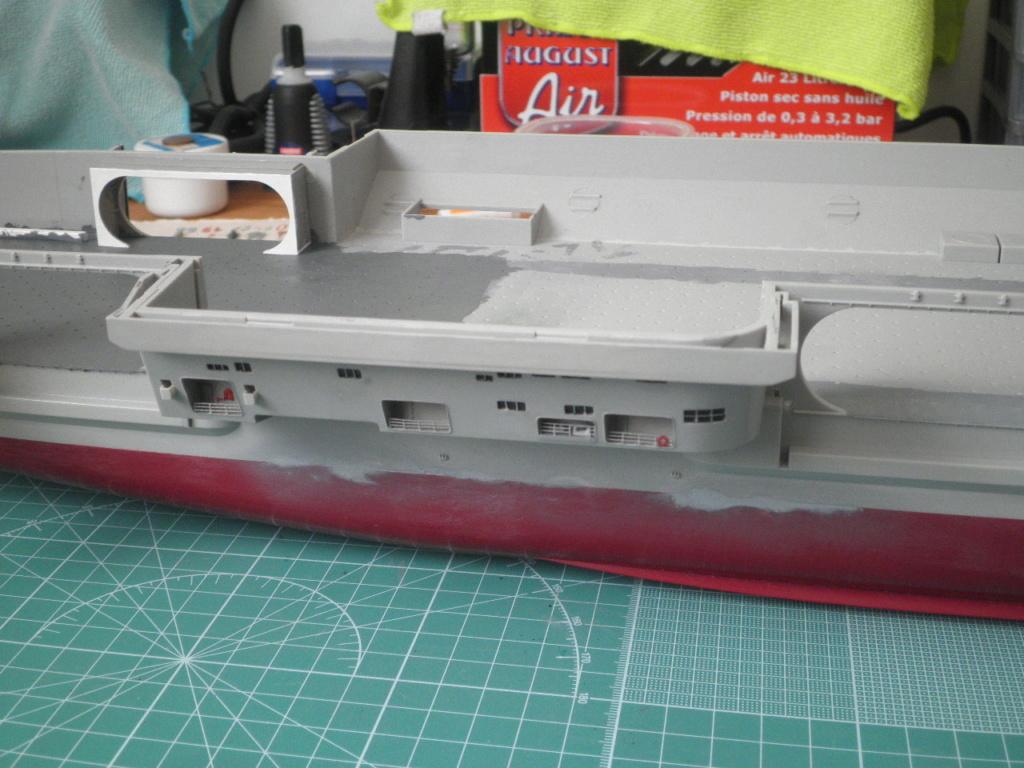 USS Nimitz CVN68 (Trumpeter 1/350°) par Antho - Page 8 P5160011