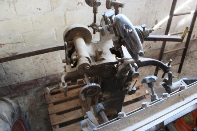La scierie des Anciennes Mécaniques du Pays de Retz Img_0489