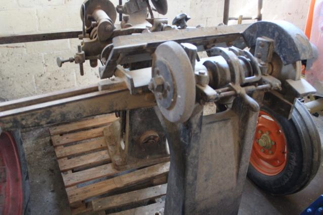 La scierie des Anciennes Mécaniques du Pays de Retz Img_0490