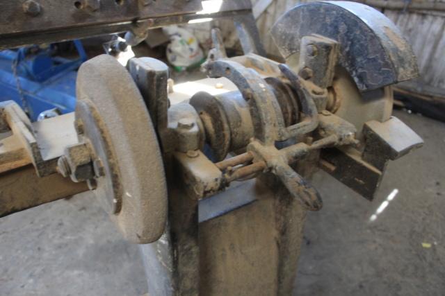 La scierie des Anciennes Mécaniques du Pays de Retz Img_0498