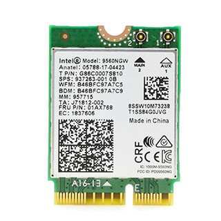 [Résolu] Problème WIFI avec BCM94350ZAE DW1820A Intel11