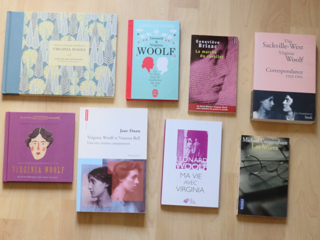 Ma collection autour de Virginia Woolf et Bloomsbury Img_5911