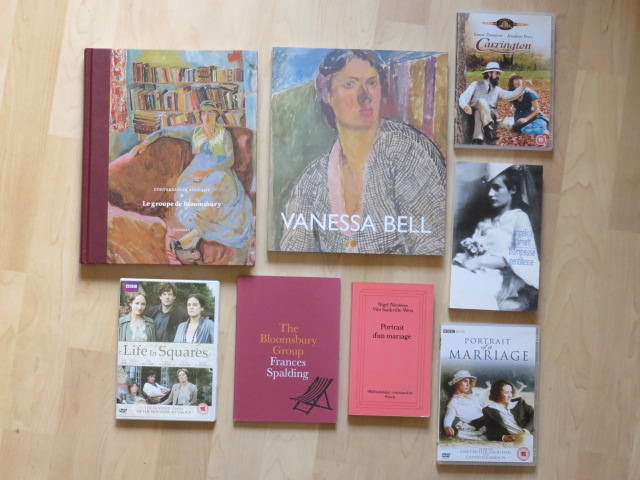 Ma collection autour de Virginia Woolf et Bloomsbury Img_5912