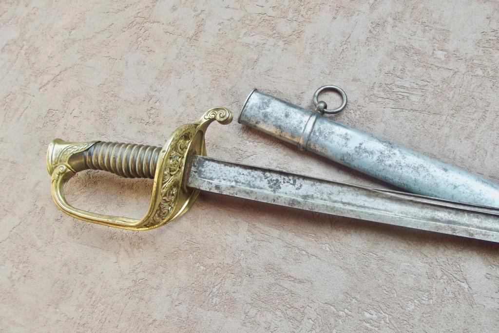 Sabre Modèle 1845 ou 1855 ? Sabre-10
