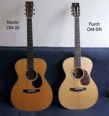 "Guitare Furch - ""Vintage 2""  OM-SR - Slotted 450_x_10"