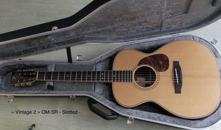 "Guitare Furch - ""Vintage 2""  OM-SR - Slotted 470_x_11"
