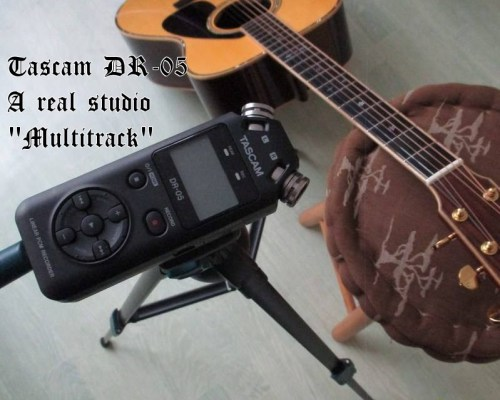 Help!!!   appareil pour enregistrer??? avec ou sans vidéo... Tascam10