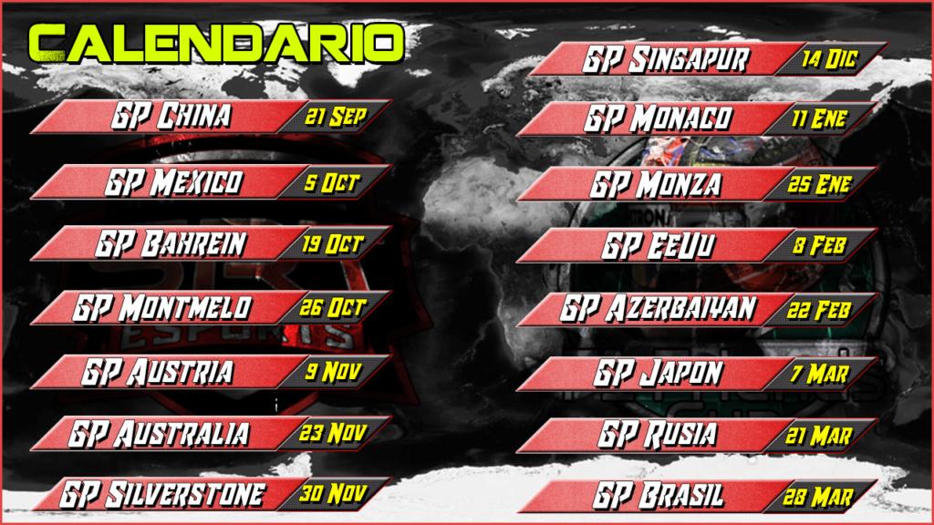 CALENDARIO Calend21