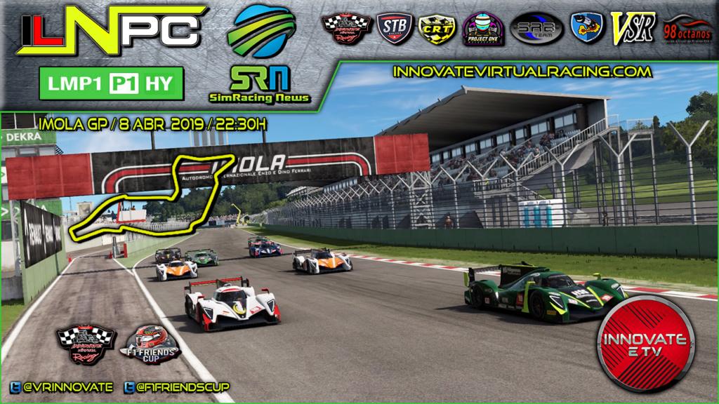 Temporada: Imola GP #4 Lmp1_i10