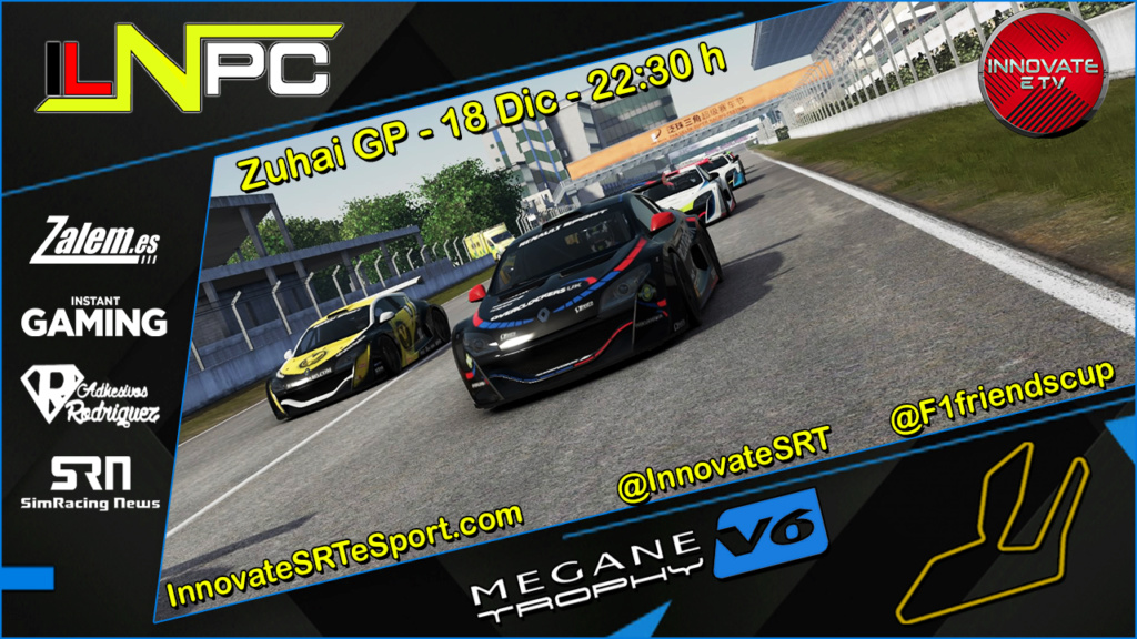 Division Megane V6 : Zuhai GP #8 Promo_19