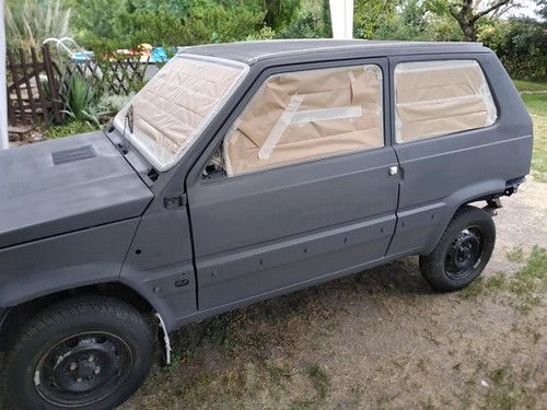 Fiat Panda Raid 10628110