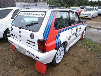 Pas une Alfa mais une petite Italienne C35a7710