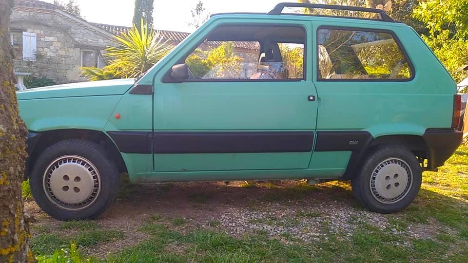 Pas une Alfa mais une petite Italienne G11